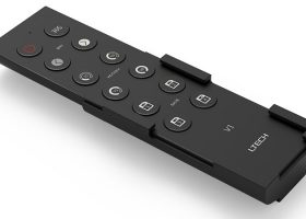 Dimming remote control V1